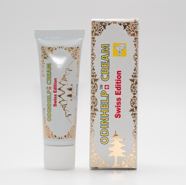ODINHELP CREAM SWISS EDITION - Relaxante