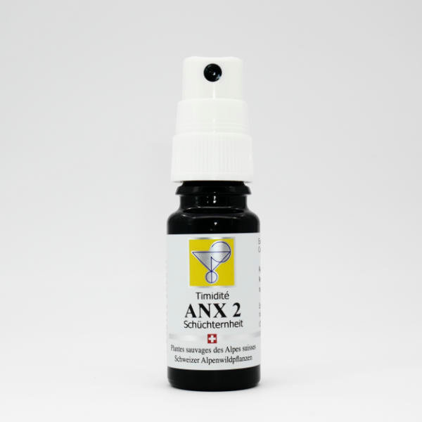 ANX 2 - timidité