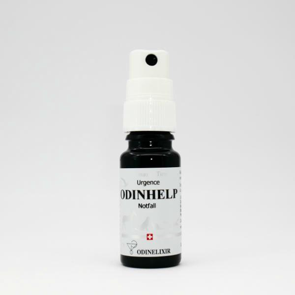 ODINHELP ANIMAUX -  Spray d'urgence