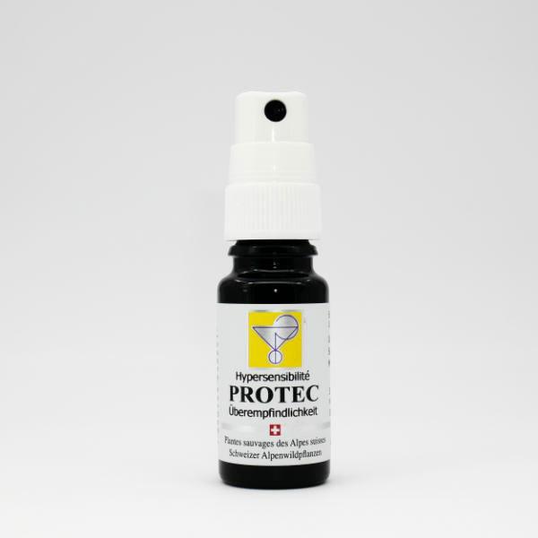 PROTEC - Überempfindlichkeit